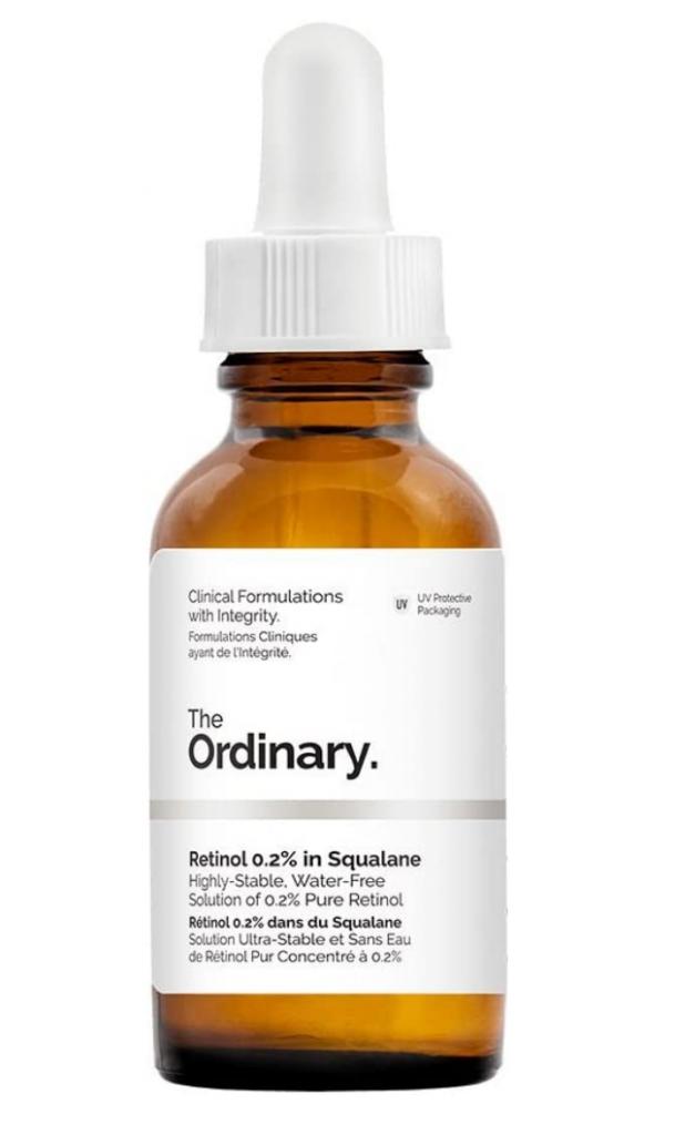 Serum The Ordinary Retinol puro de farmacia