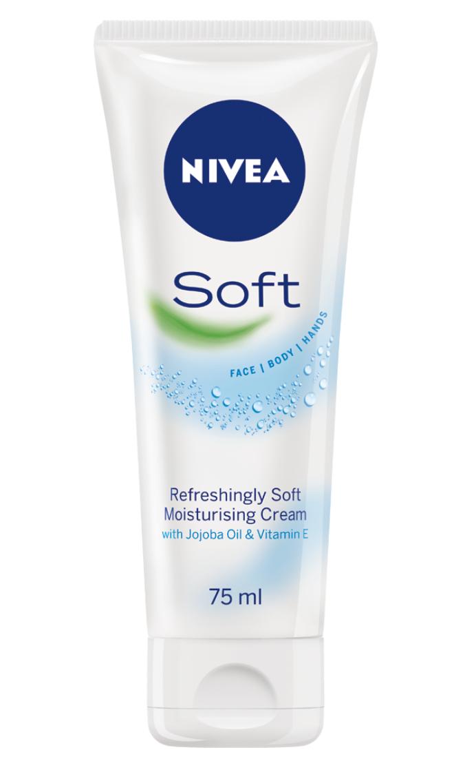 Crema hidratante simple Nivea soft