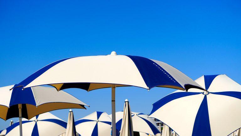 sombrilla con proteccion solar ultravioleta