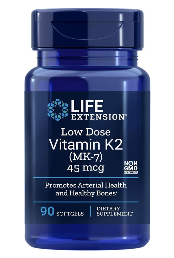suplemento vitamina K