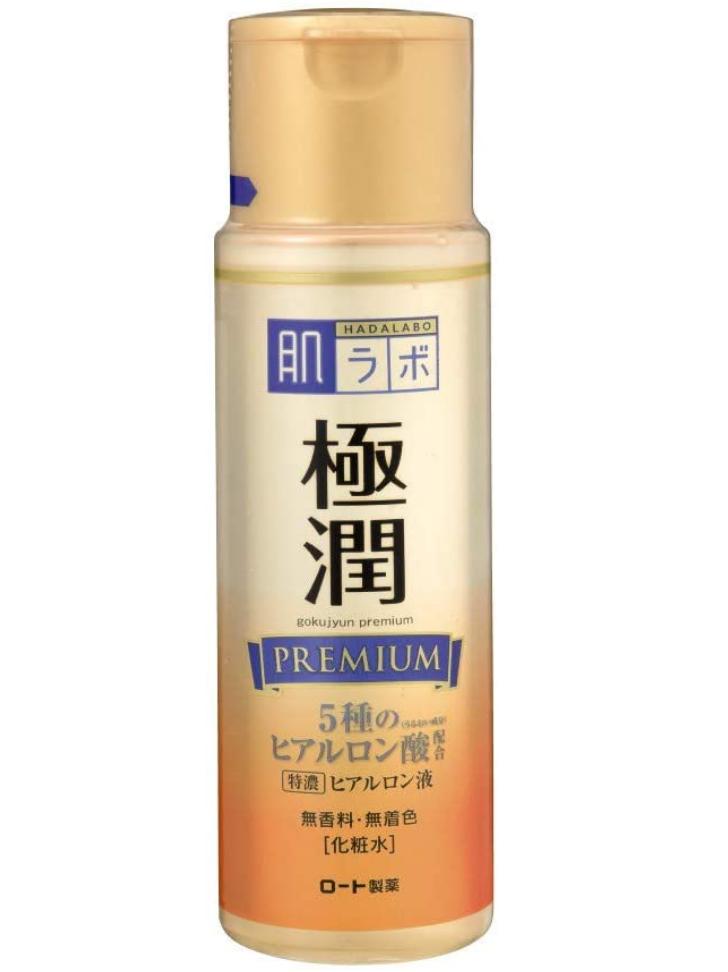 ácido hialurónico Hadalabo JAPAN Skin Institute