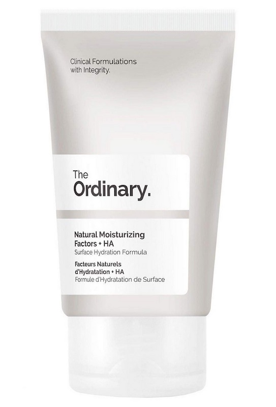 The ordinary crema hidratante
