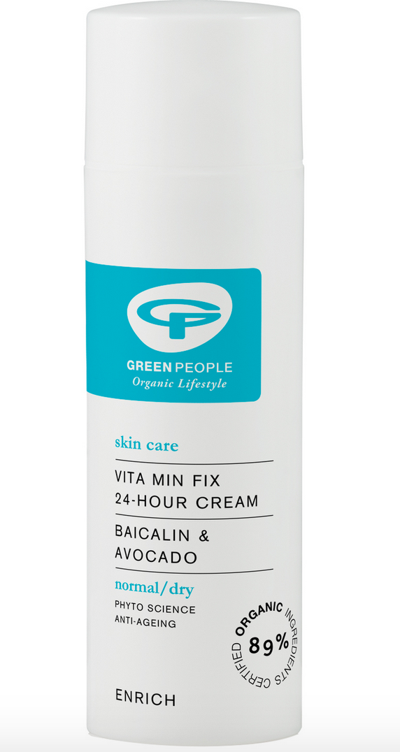 Green People crema hidratante sequedad de la piel