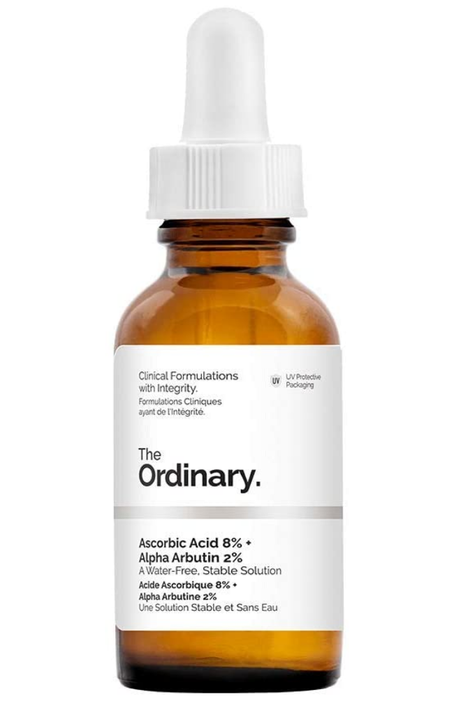 The ordinary vitamina c para piel delicada