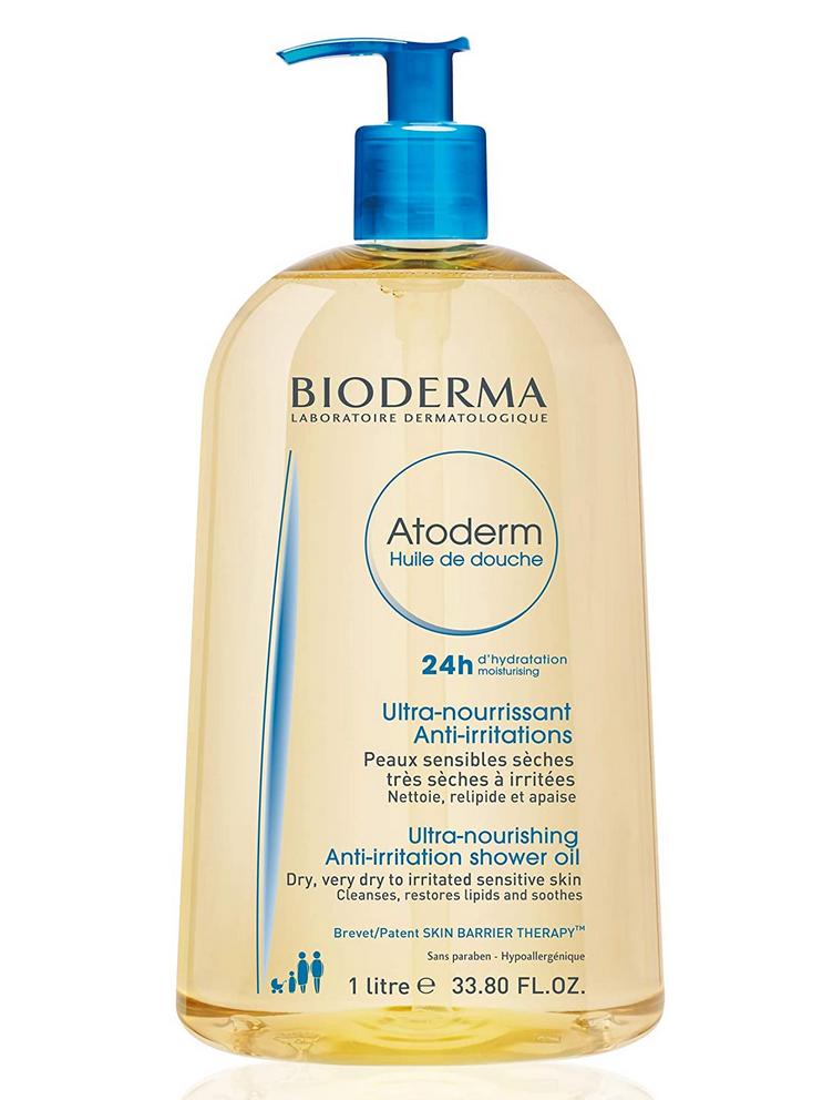 Bioderma Atoderm gel de ducha para piel seca