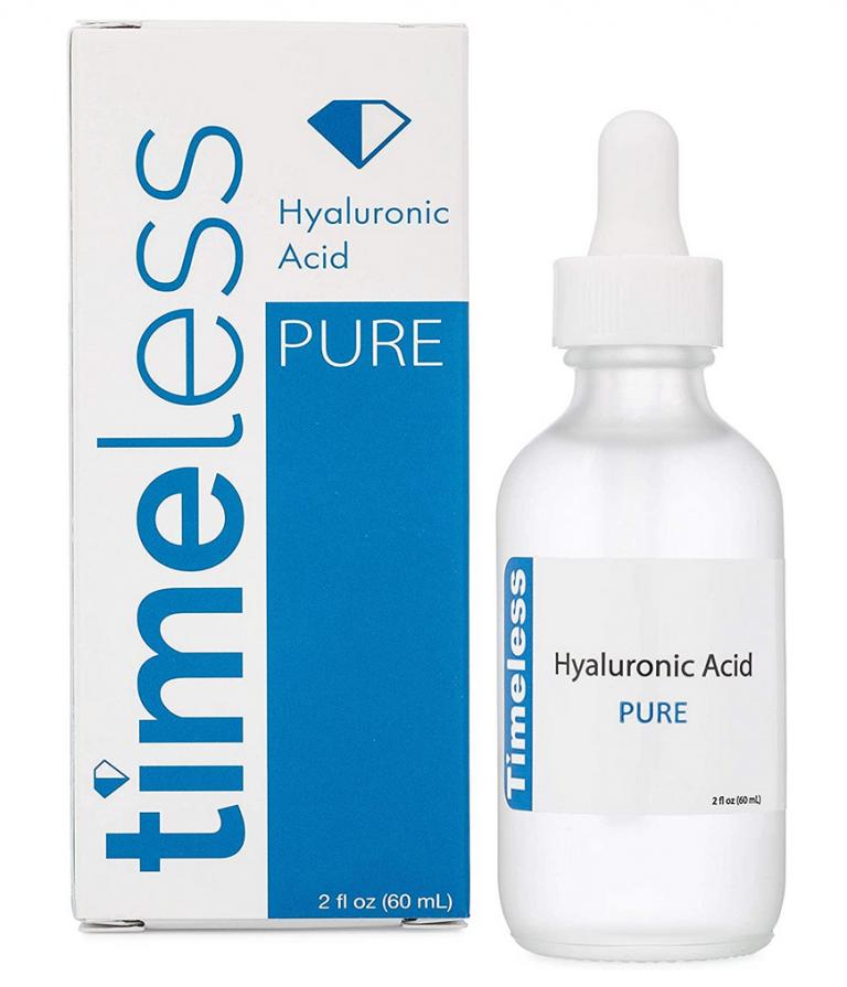 Timeless Pure serum de ácido hialurónico