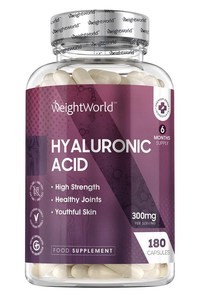 pastillas de ácido hialurónico