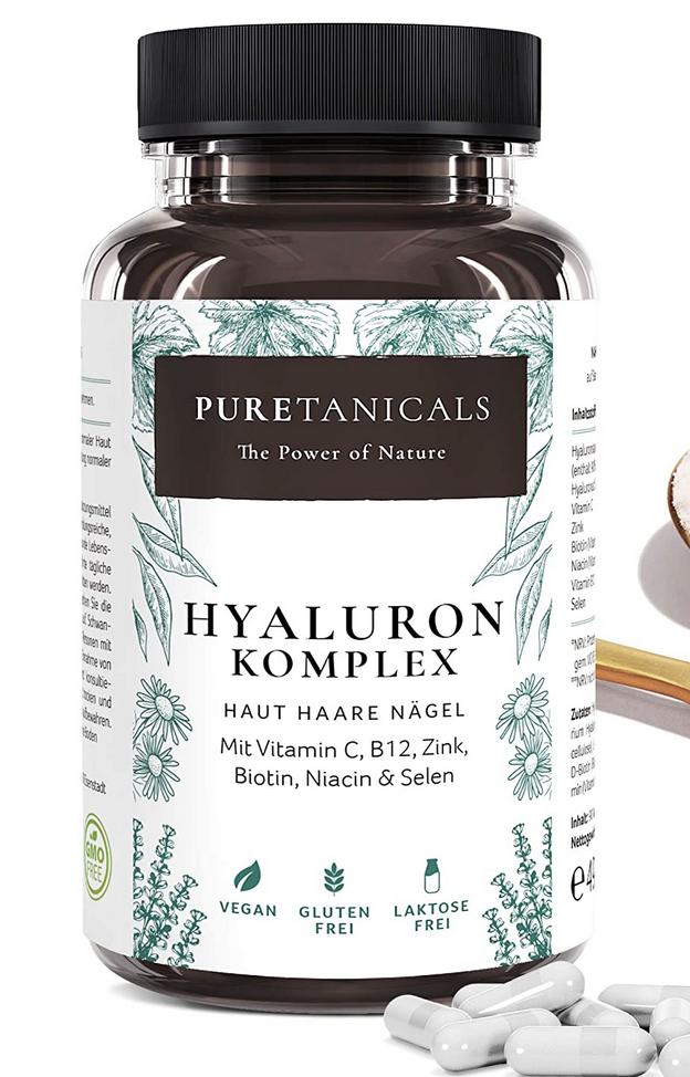 acido hialuronico en pastillas para tomar