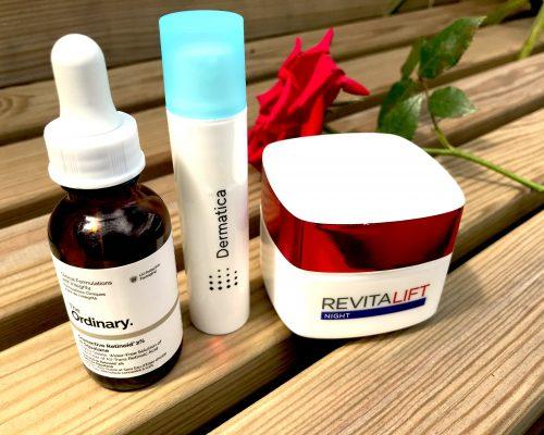 como usar los retinoides, el retinol, el acido retinoico