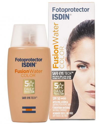 fotoprotector isdin fusion water mineral
