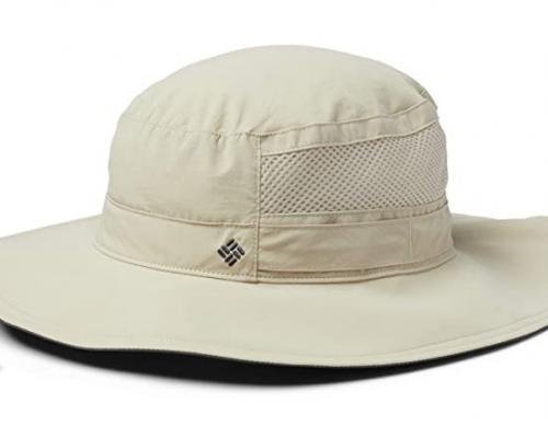Sombrero de verano hombre con protección solar
