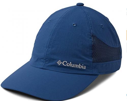 Gorra Columbia con protección ultravioleta