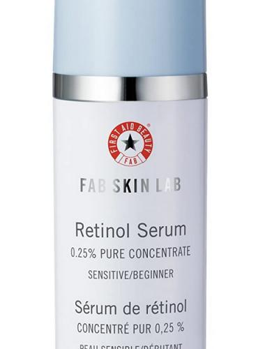 Crema hidratante con retinol puro de farmacia