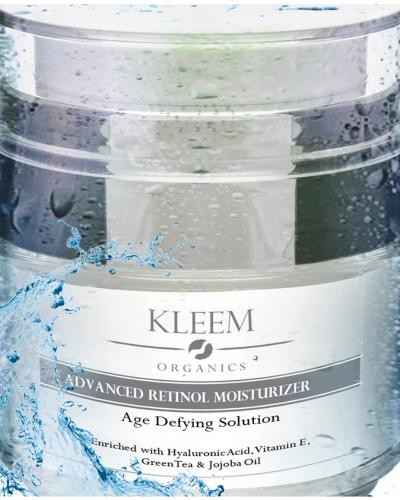 Crema hidrantante Kleem organics age Defying Solution con retinol