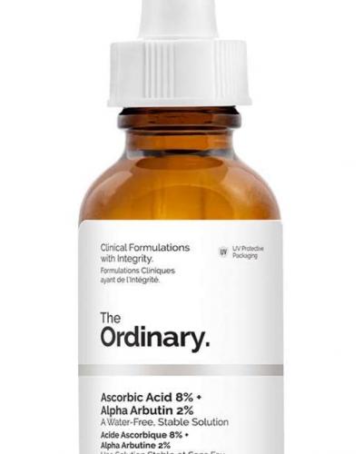 The Ordinary ácido ascórbico