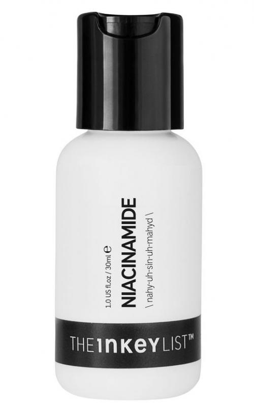 Serum The Inkey List con 10% niacinamida y 1% ácido hialurónico