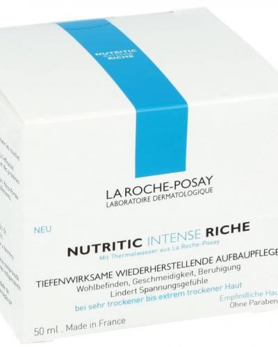 La Roche Posay Nutritic Intense con niacinamida