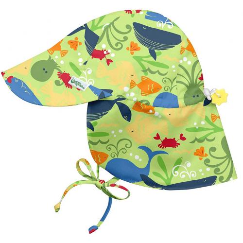 Sombrero con proteccion solar bebé y niño