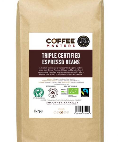 Café orgánico certificado