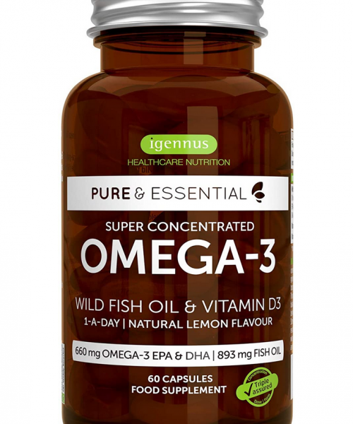 Omega 3 aceite de pescado