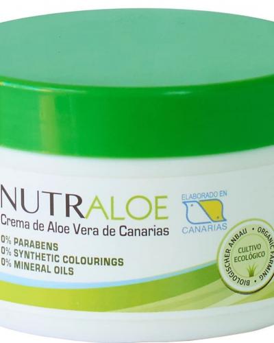 Crema hidratante de Aloe Tenerife