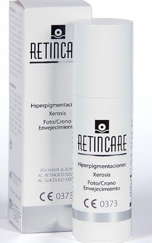 Crema Retincare con ácido retinoico