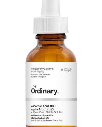 The ordinary vitamina c para piel delicada