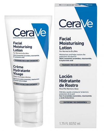 CeraVe locion hidratante facial