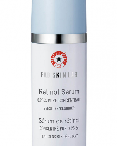 First Aid retinol