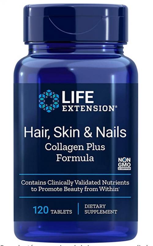 suplemento péptidos de colágeno para la piel life extension