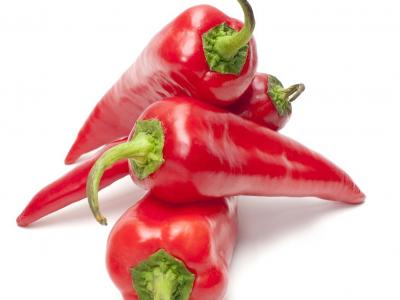 verduras con vitamina C, chilli