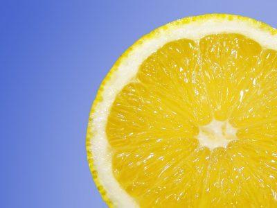 Vitamina C pura, acido ascorbico